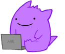 Ditto gengar coding away